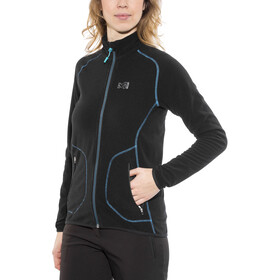 Millet LD Koda Grid Jacket Women black-noir